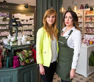 Włoskie kosmetyki podbijają Warszawę. Ziołowy botoks i szczotka z 1960 roku [ZDJĘCIA, WIDEO]