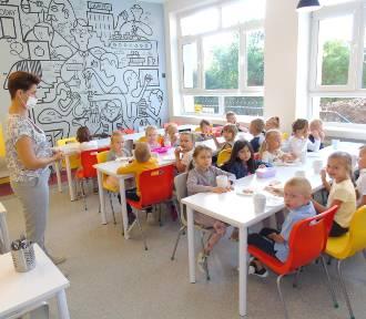 Podczas wakacji w gminie Kartuzy remontowano szkoły. Jest też nowa stołówka w Dwójce
