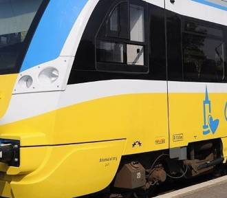 Znów będzie można jeździć pociągiem z Opola do Komprachcic