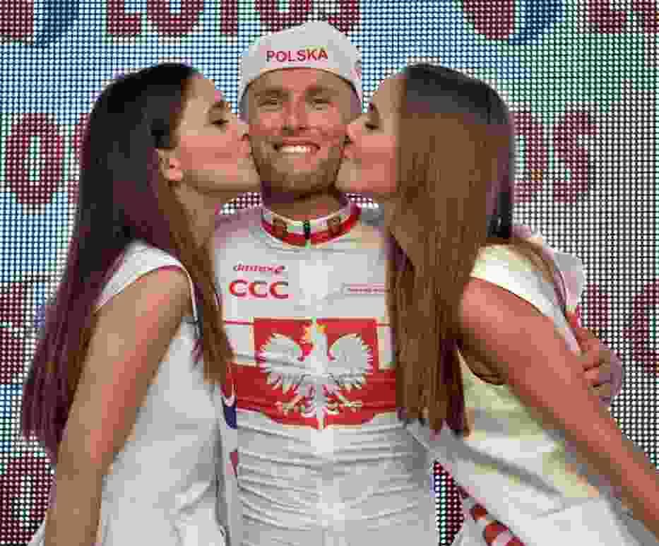 Hostessy na Tour de Pologne 2015