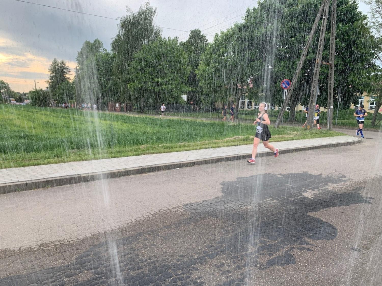 Kwietny Bieg 2021 w Lisowicach
