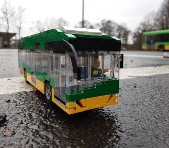 """Poznański """"jamnik"""" z klocków Lego - zobacz zdjęcia!"""