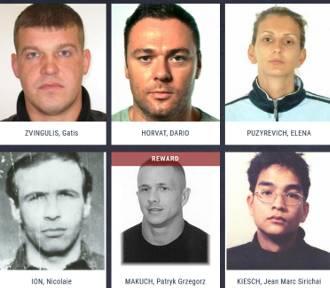 Najbardziej poszukiwani przestępcy Europy [ZDJĘCIA]