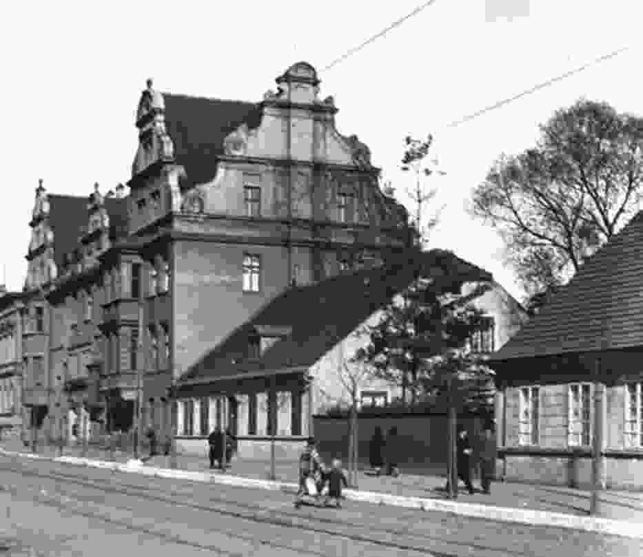 Neobarokowy pałac braci Karola i Emila Steinertów przy ul