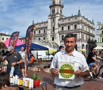 Zamość: Festiwal Żywności Wolnej od GMO