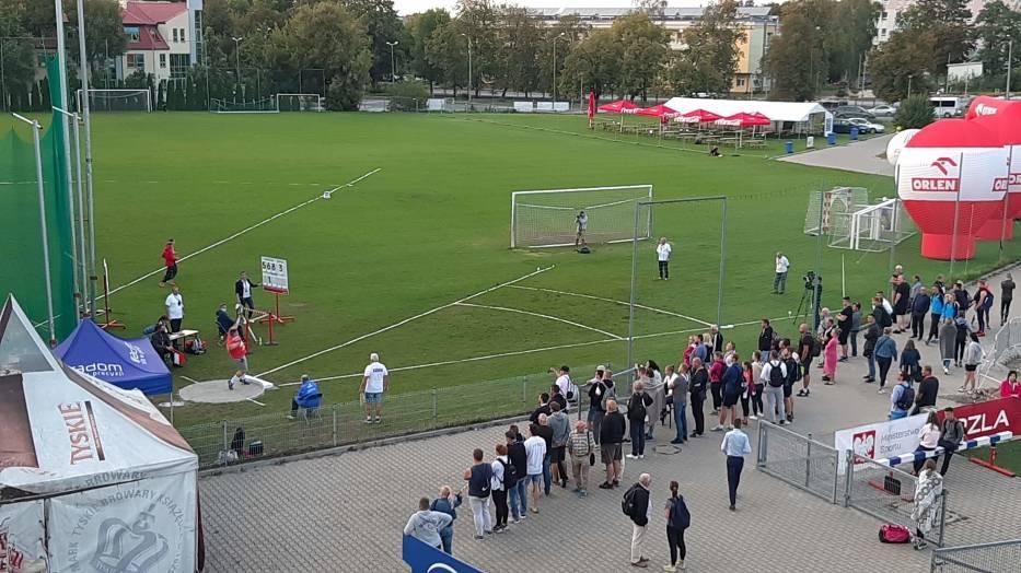 Piotr Goździewicz mistrzem Polski!