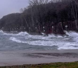 Uwaga, sztorm na Bałtyku! Będzie załamanie pogody
