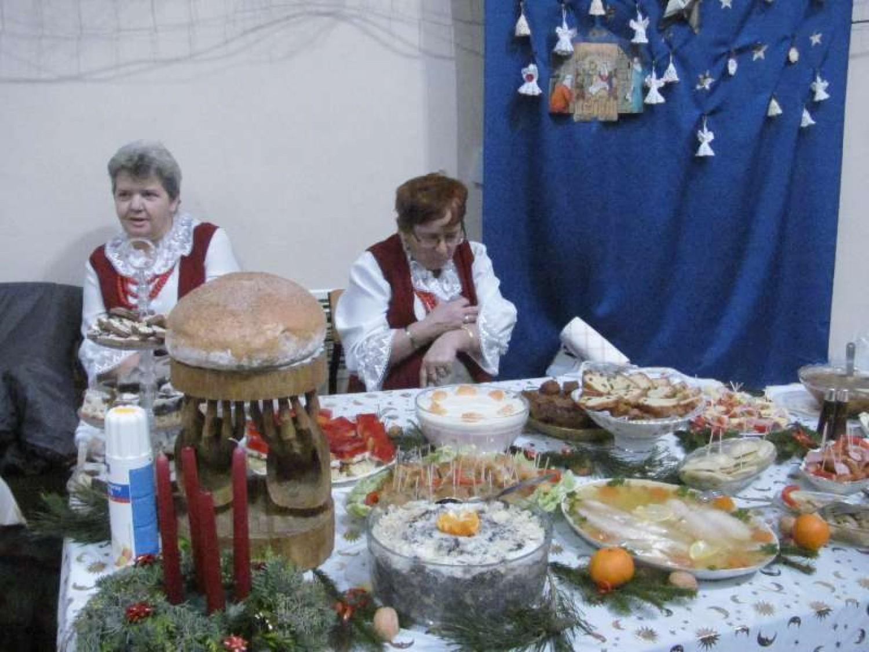 VIII  Regionalna Prezentacja Stołów Wigilijno-Bożonarodzeniowych Poczesna 2013