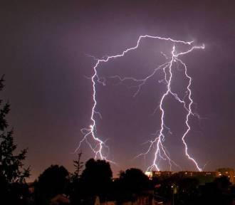 Pogoda w Szczecinie i nad morzem. Uwaga! Możliwe burze