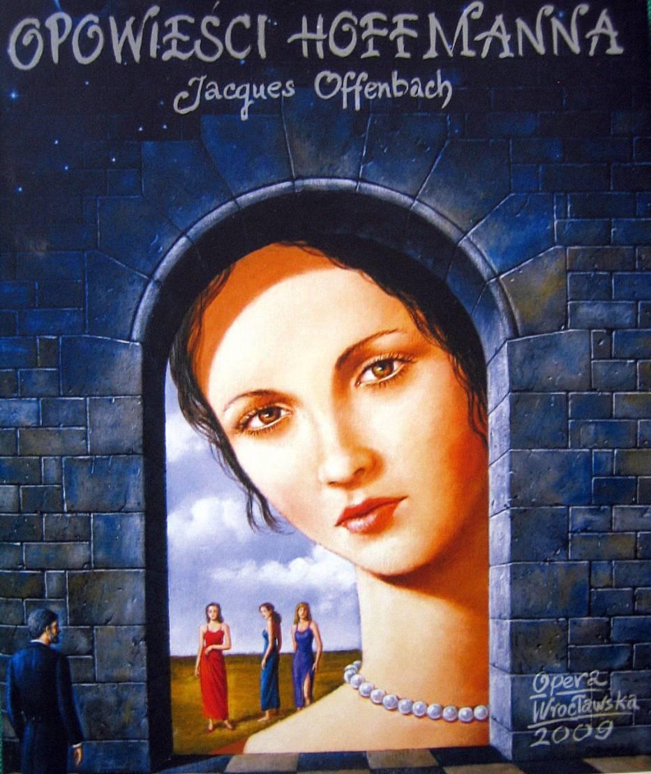 Okładka programu opery