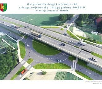 Będzie przebudowana droga Wrocław-Środa Śląska. W planach dwupoziomowe skrzyżowanie i rondo