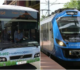 Jeden bilet na pociąg i autobus