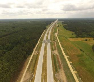 Za pół miesiąca pojedziemy nową autostradą A1