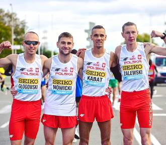 Adam Nowicki TOP100 biegaczy na świecie na dystansie półmaratońskim