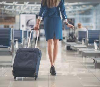 To najpiękniejsza stewardessa świata