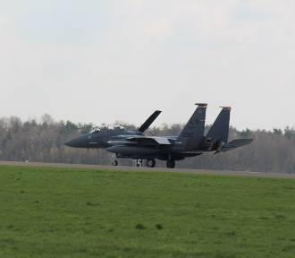 Amerykanie znów w Łasku. Ćwiczenia Aviation Detachment w 32 BLT w Łasku ZDJĘCIA