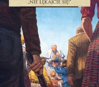 Historia Jana Pawła II i Leona Wielkiego w komiksowej wersji