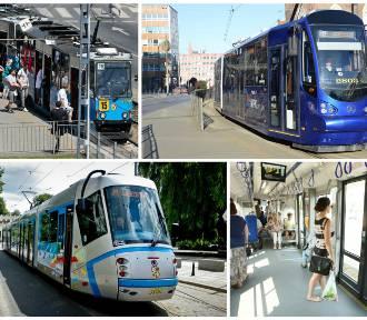 Najstarsze wrocławskie tramwaje mają ponad 40 lat!