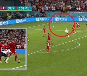 Kolejna kontrowersja. Przed rzutem karnym dla Anglików na boisku były dwie piłki