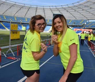 Mini Silesia Marathon 2018 rozstrzygnięty. Biegacze finiszowali na bieżni Stadionu Śląskiego