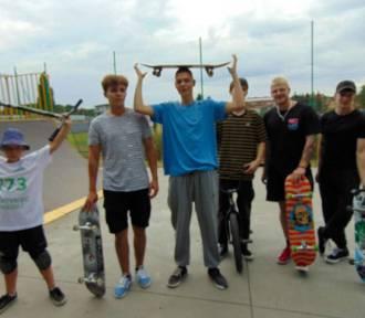 Mistrzowie chodzieskiego skateparku marzą o wielkiej sportowej imprezie.