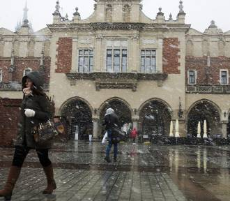 IMGW ostrzega przed silnym wiatrem w Małopolsce