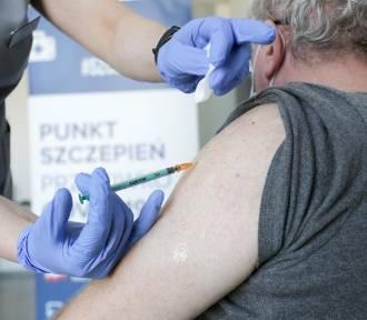 W Krakowie od 1 maja rusza pierwszy punkt szczepień masowych