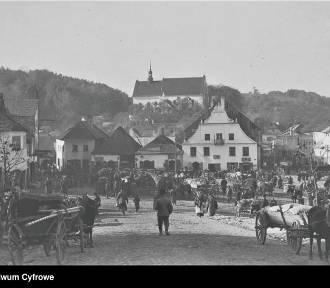 Spacer po Kazimierzu Dolnym sprzed 1939 roku. Zobacz zdjęcia
