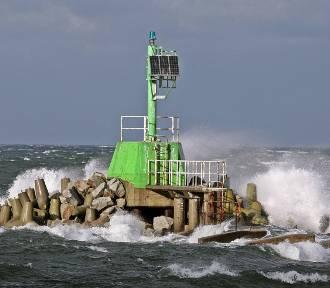 Ostrzeżenie przed silnym wiatrem. Nad morzem nawet 100 km/h!