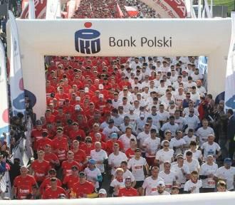 2 tysiące biegaczy w PKO Biegu Niepodległości [FOTO, WIDEO]