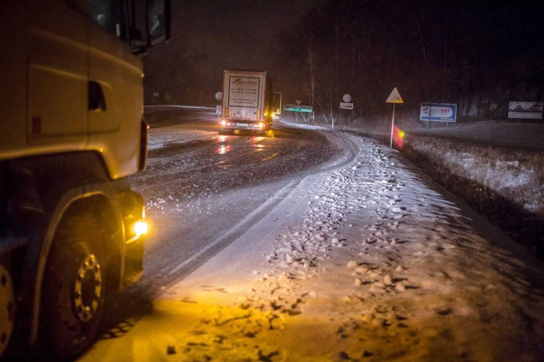 Tak wyglądają drogi dziś wieczorem na Śląsku i w Zagłębiu