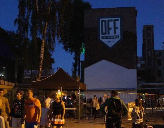DOMOFFON Festiwal 2015 w Łodzi