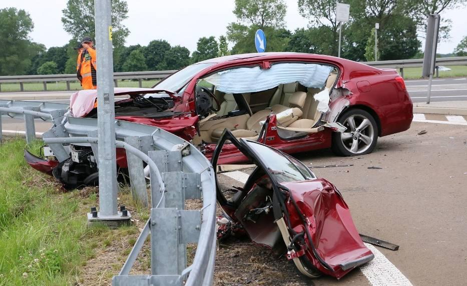 Groźny wypadek koło Chełmska