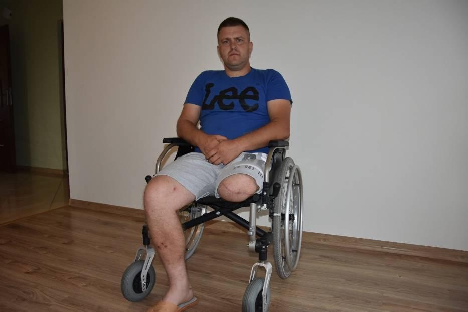 Daniel miał przejść za kilka tygodni zabieg, który pomógłby powrócić do sprawności