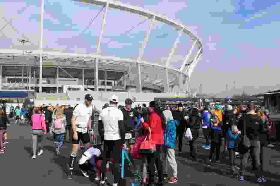 Prawie 3,5 tysiąca biegaczy wzięło udział w Biegu Wiosennym 2018 w Parku Ślaskim