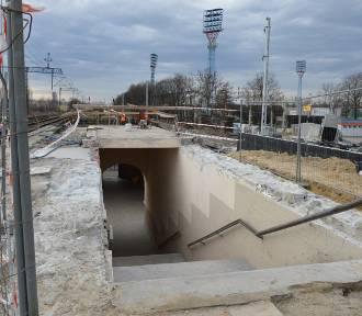 Dworzec Opole Wschodnie znika z krajobrazu miasta [ZDJĘCIA]