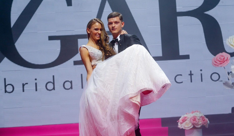 Udział w pokazach mody wzięli: Atelier Alette by Ewelina Dec, Afrodyta – Moda Ślubna, Salon Sukien Ślubnych Igar, Impresja Centrum Mody Ślubnej, Maxima – Suknie Ślubne