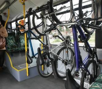 Pasażer z rowerem wyproszony z autobusu. GAiT: kierowca postąpił prawidłowo