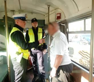 Policjanci w poznańskich autobusach i tramwajach! O co chodzi?