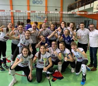 Juniorki Energa MKS SMS Kalisz gromią w ćwierćfinale mistrzostw Polski