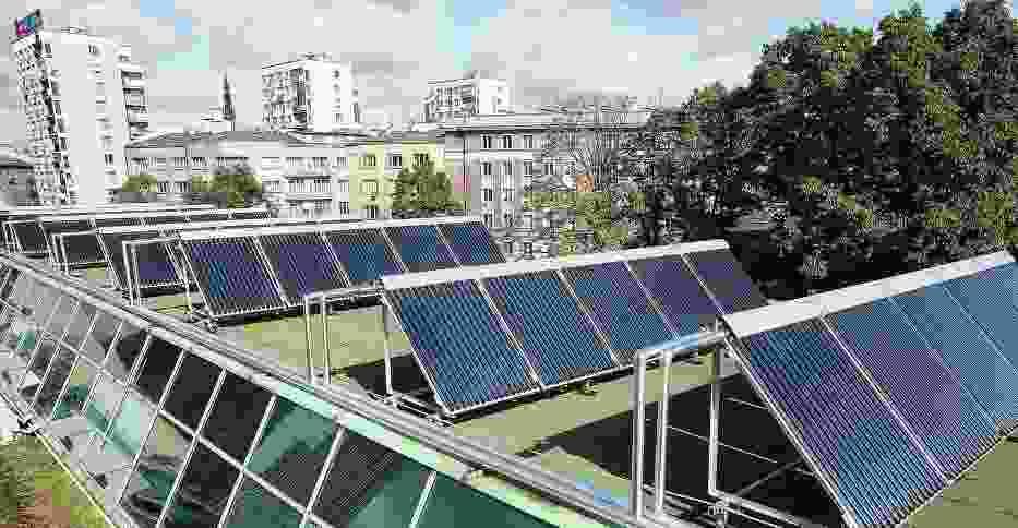 Ekrany słoneczne pozwolą zmniejszyć rachunki za energię