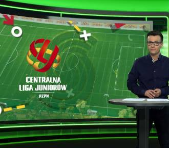 Flesz Sportowy24. Co słychać w Centralnej Lidze Juniorów? | odc. 2 [WIDEO]