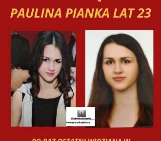 Zaginęła Paulina Pianka, ostatni raz widziana w Nowym Dworze Gdańskim