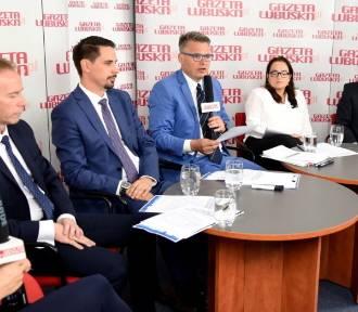 Kandydaci na prezydenta miasta starli się w debacie GL [ZDJĘCIA]