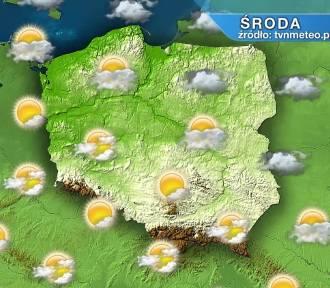 Pogoda na środę, 3 marca. Od piątku ochłodzenie w całym kraju
