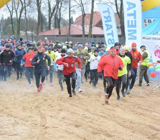 Bieg dla WOŚP w Grudziądzu. 750 biegaczy na trasie [wideo, zdjęcia]