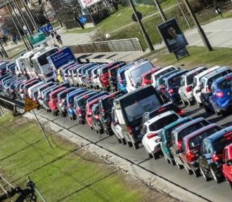 ZDM: Ruch drogowy wraca do ''normalności'', czyli stanu sprzed epidemii