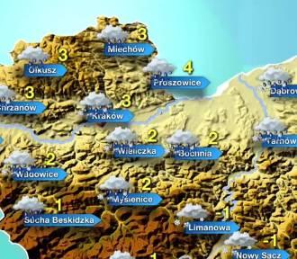 Pogoda na czwartek, 30 stycznia