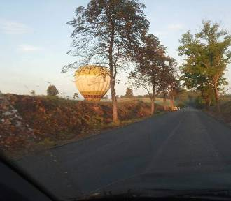 Dzień bez samochodu. Lot balonem może być świetną alternatywą