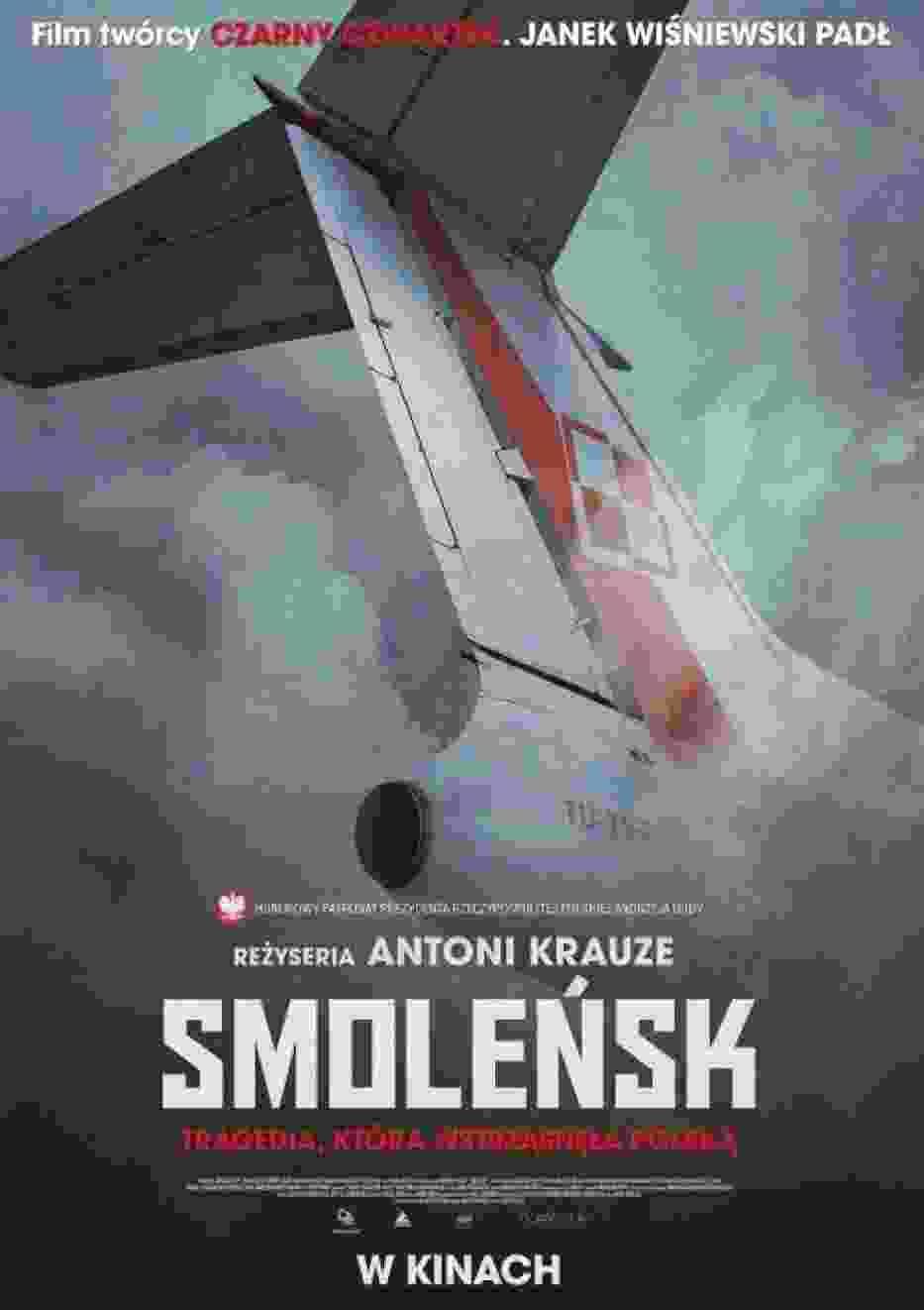 "Plakat najgorszego filmu 2016 roku - 'Smoleńsk"""